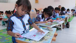 {htmlspecialchars(한화생명, 인도네시아 자카르타에 아동센터 기증)}