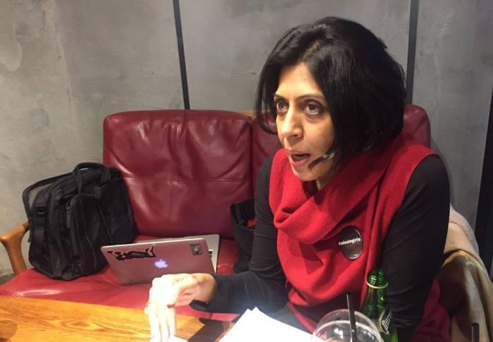 레나 케즈리왈 미씽 프로젝트 대표