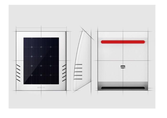 미세먼지 센서 컨셉 이미지