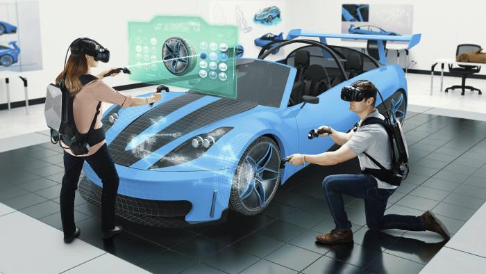 HP코리아, 등에 메는 VR PC와 키보드 착탈식 워크스테이션 출시