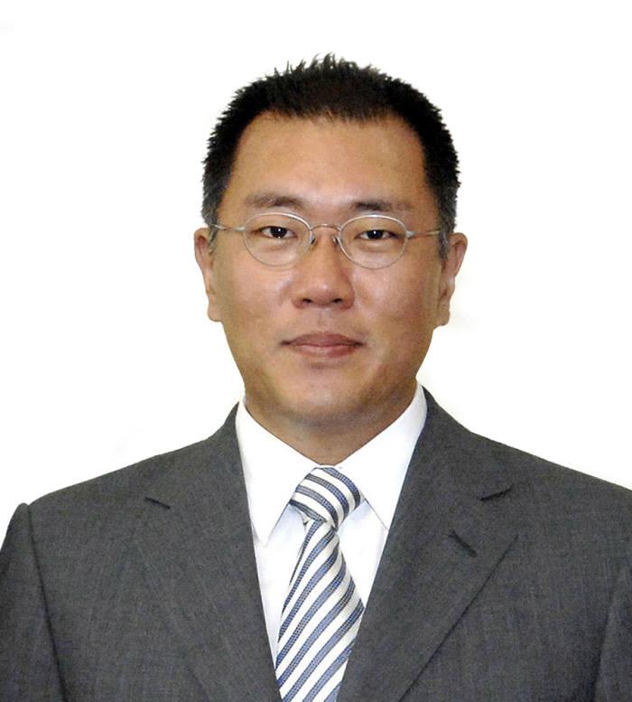[2018 신년기획]개띠 CEO-정의선 현대자동차 부회장