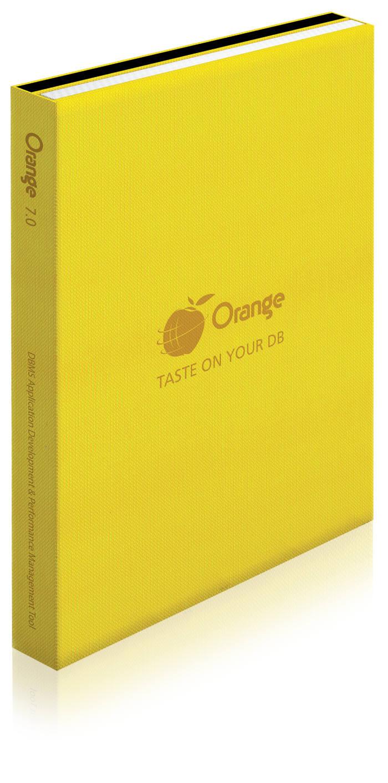 웨어밸리의 데이터베이스 개발 및 성능 관리 툴 '오렌지 v7.0' 패키지.