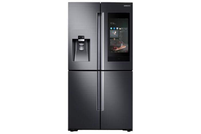 2018년형 패밀리허브 냉장고