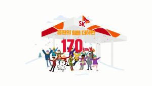 SK이노베이션, 평창 동계올림픽 응원 광고 조회수 100만건 돌파