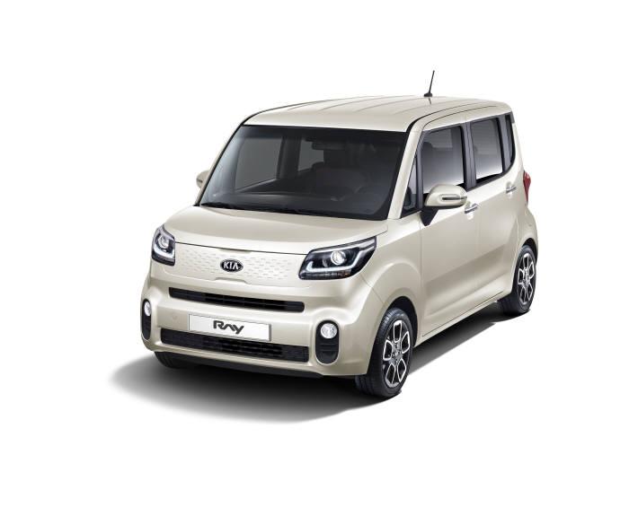 기아차가 지난달 출시한 신형 레이. 이달 LPG 모델이 추가된다.