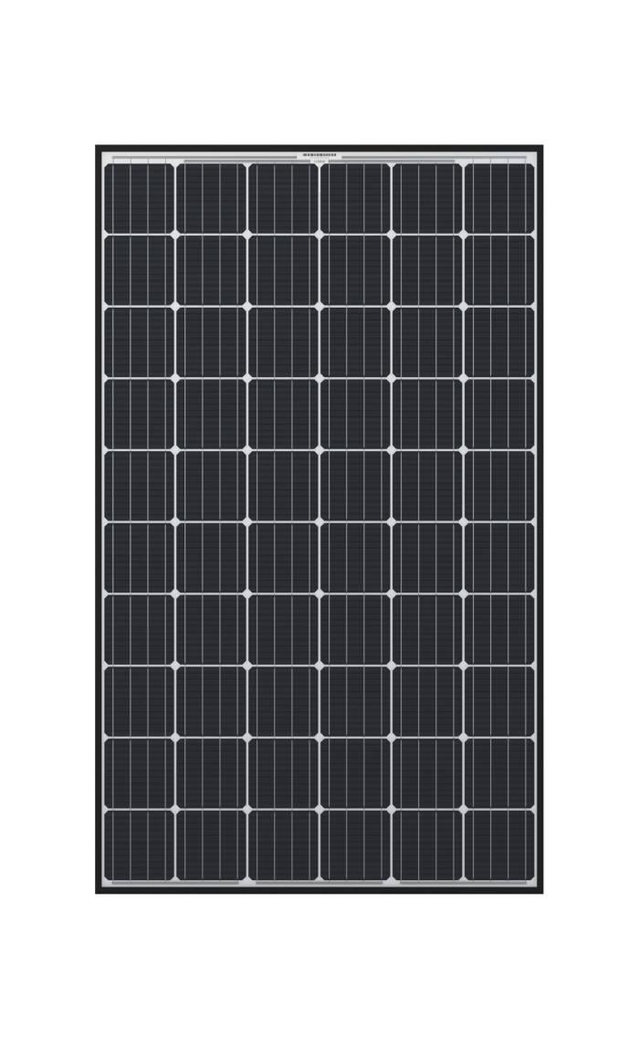 한화큐셀 태양광모듈 큐피크G4. [자료:한화큐셀]