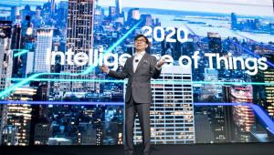 인공지능과 연결 확대…삼성-LG가 던진 화두