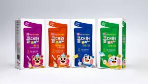 대원제약, 어린이 감기약 '콜대원키즈' 22만팩 판매