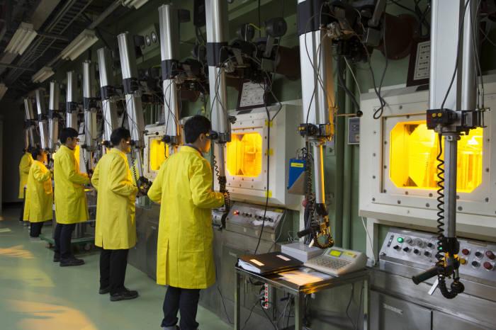 한국원자력연구원의 방사성동위원소 생산시설