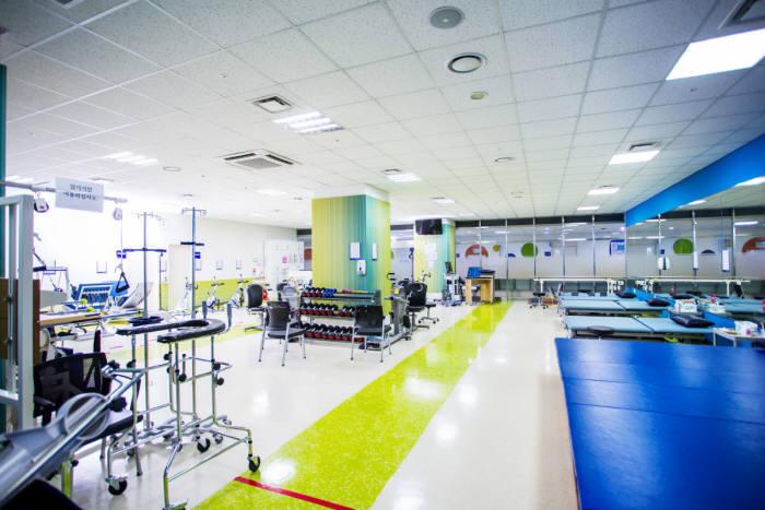 국제성모병원 재활의학과 시설
