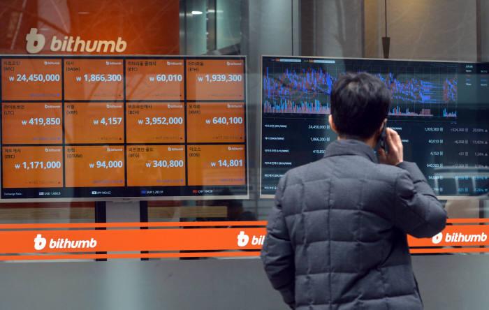 코인마켓캡, 국제시세서 빗썸 등 韓 3곳 제외...세계시세 하락에도 한국만 홀로 상승
