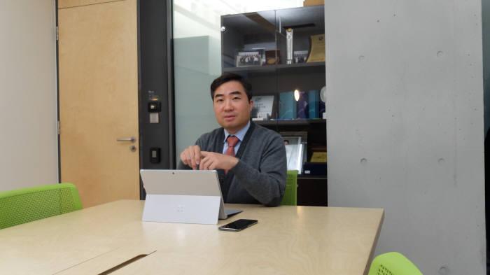 [오늘의 CEO]박천오 피앤피시큐어 대표