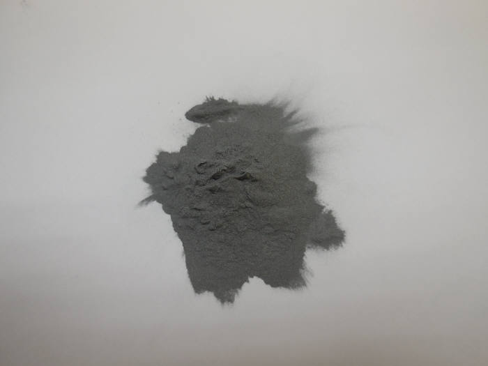 기현테크가 국산화에 성공한 치과 보철물용 3D 프린터 코발트(Co) 합금 분말.