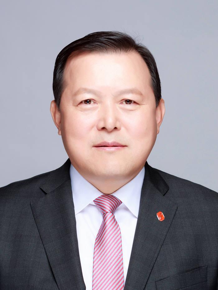 황각규 롯데지주㈜ 대표이사 부회장.