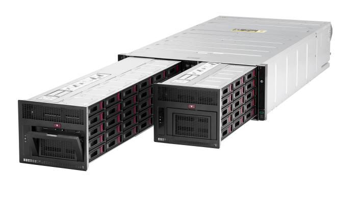 HPE 아폴로 4510 Gen10 시스템