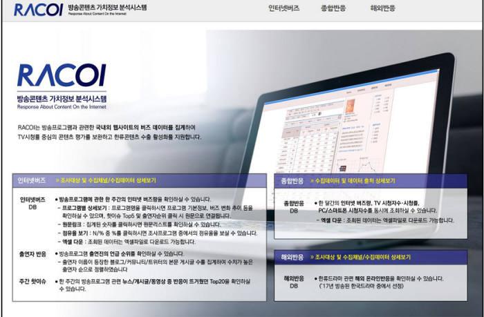 방통위, 방송콘텐츠 가치정보 분석시스템 서비스 개시