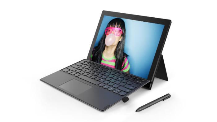 퀄컴 스냅드래곤 835와 윈도10을 탑재한 LTE 노트북 레노버 믹스630.