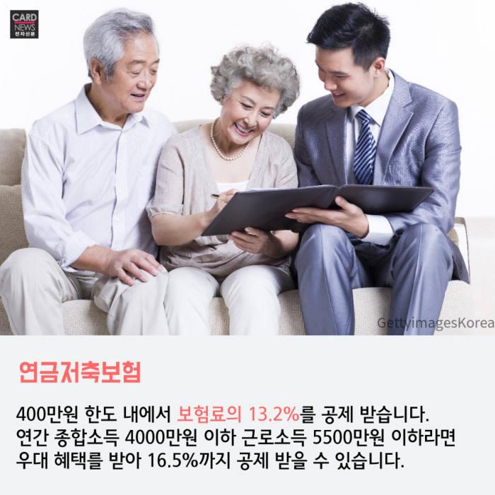 [카드뉴스]다가오는 연말정산 알아보자 내 보험
