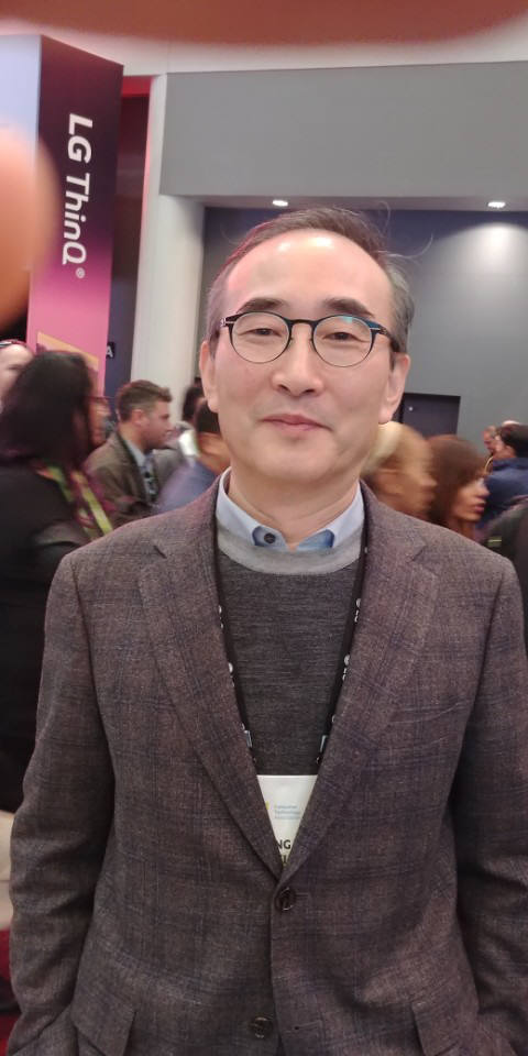 "[CES2018]김영섭 LG CNS 사장 ""스마트시티 아직초기, 속도높여 글로벌 선점노려야"""