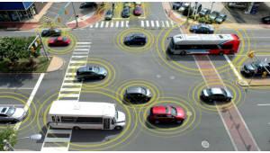 이통망으로 자율차 연결 'C-V2X' 뜬다… 퀄컴, 실 도로테스트