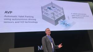 """현대모비스, 올해 자동주차·발렛파킹 선보인다…""""2021년 레벨4 완성"""""""