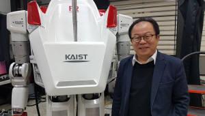 """[人사이트]오준호 평창올림픽 로봇지원단 총감독 """"세 가지 원칙으로 한국 로봇 세계에 알린다"""""""