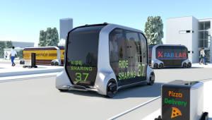 'AI+미래차' 기술 전쟁터된 라스베이거스