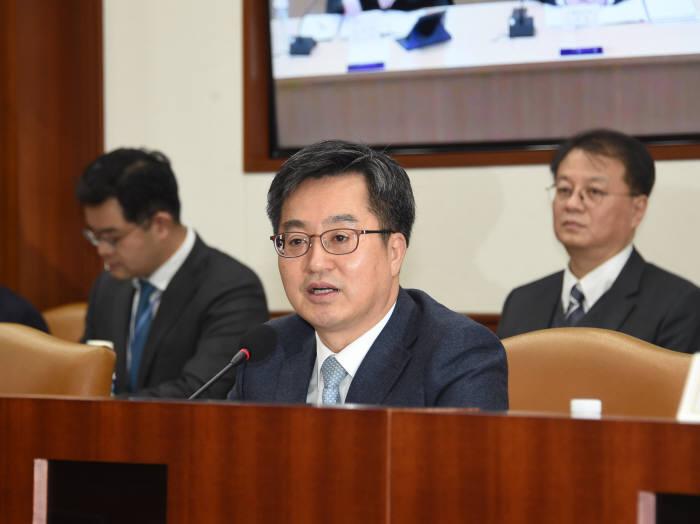 김동연 경제부총리 겸 기획재정부 장관이 경제관계장관회의를 주재했다.