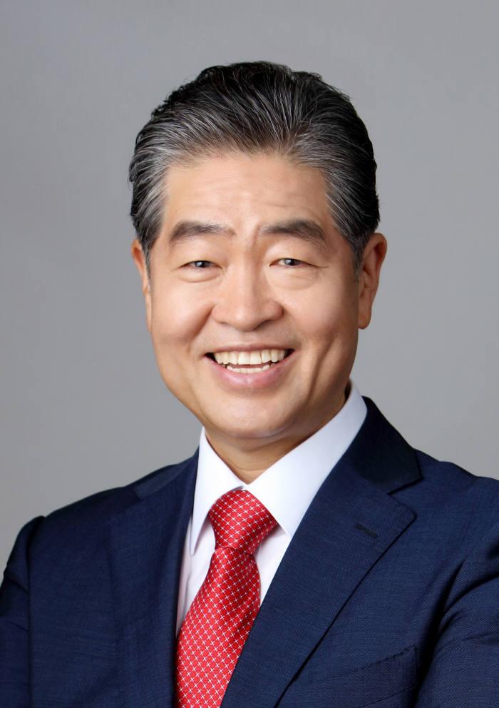 김영훈 대성그룹 회장. [자료:대성그룹]