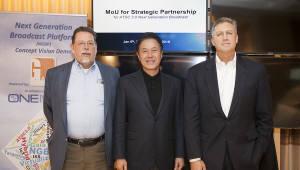 SKT-미 지상파 싱클레어, ATSC 3.0 방송 플랫폼 개발 협력