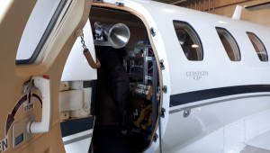 [르포]국내 최초 항공기 이용 SAR 시험 현장... 한 시간여 실패 끝 '극적 성공'