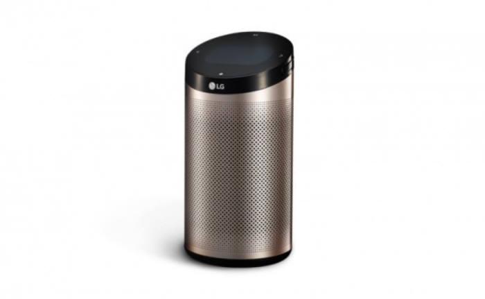 퀄컴 스마트 오디오 플랫폼을 활용한 LG전자 스마트씽큐 허브.