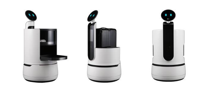 LG전자 신규 컨셉 로봇