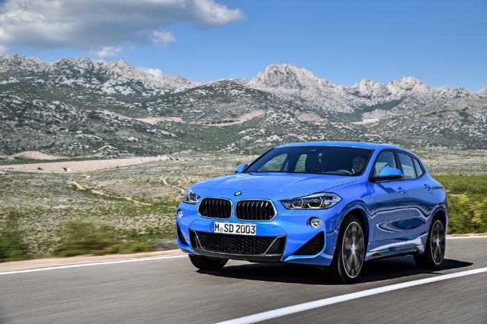 BMW 뉴 X2.