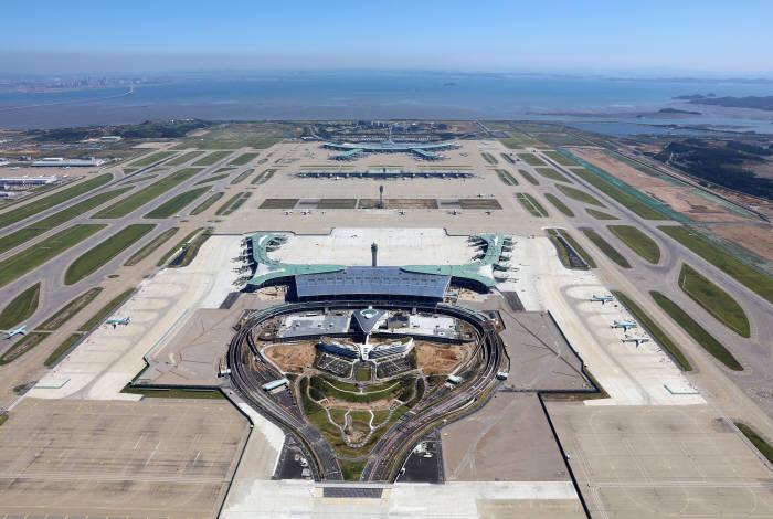 인천공항 제2여객터미널 전경 (인천공항공사 제공)