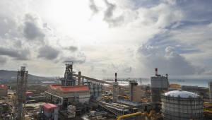 포스코, 인도네시아 제철소 누적 판매 1000만톤 돌파