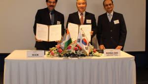 한국바이오협회-인도상공회의소, 시장진출 협력