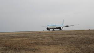 '평창올림픽 하늘길' 양양공항에 대형 항공기 투입