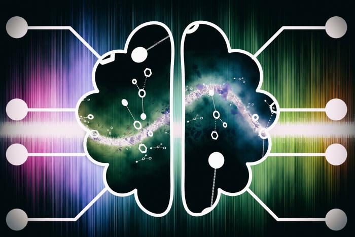 사진 3. 인간 뇌의 작동 방식을 모방한 뉴로모픽 반도체는 저전력으로 복잡한 기능을 수행할 수 있다. 출처: shutterstock