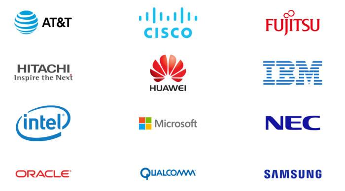 리눅스 재단 주요 최고등급(플래티넘) 회원사