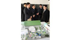 강정민 원안위원장, 산하기관에 안전·소통 당부