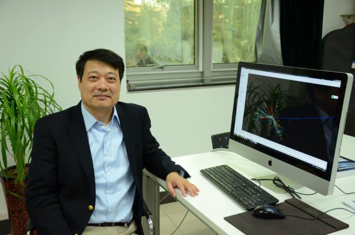 로우 신초우 중국과학원 고에너지물리연구소 교수