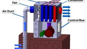[주목할 우수 산업기술]복수 개의 증발기로 제습기능을 구비한 히트펌프 시스템