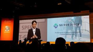 """[솔리드웍스월드(SWW) 2018]공경철 서강대 교수 """"로봇 산업, 데이터 중심 산업으로 클 것"""""""