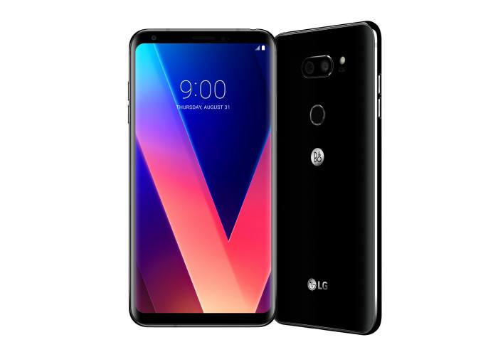 LG전자는 내달 초 'LG V30s'를 정식 출시한다.
