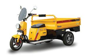 그린모빌리티가 개발한 전기이륜차.