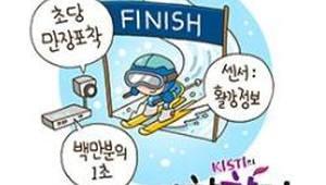 평창올림픽, 0.001초의 승부… 과학으로 가린다