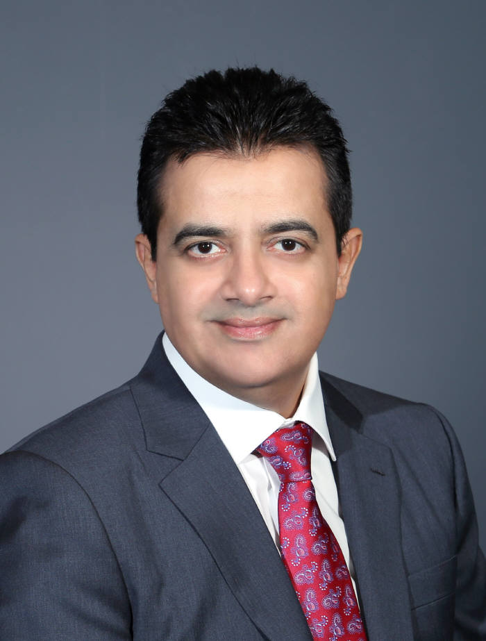 오스만 알 감디 에쓰오일 CEO.