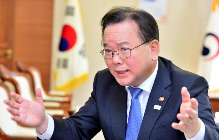 [특별인터뷰]김부겸 행정안전부 장관은...