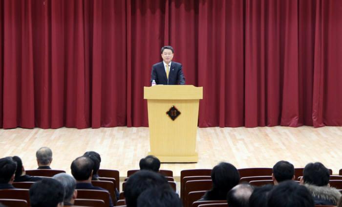 장규태 한국생명공학연구원장 퇴임
